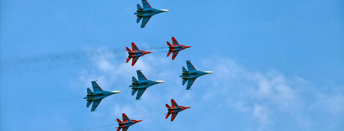 San Francisco Fleet Week with the Blue Angels - October 9-13