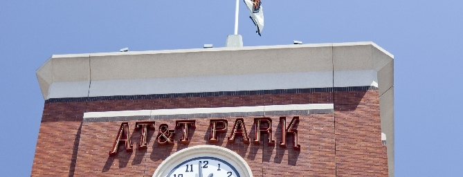 Take Me Out To AT&T Park