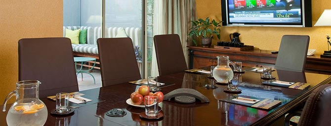 San Francisco Hotel - Waterfront Business Meetings & Events