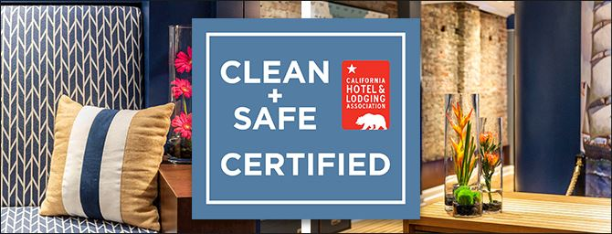 Hotel Griffon Cleanliness Certified