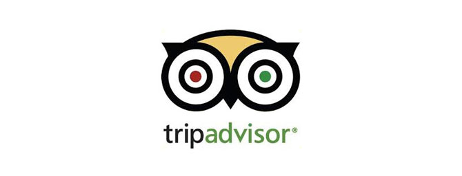 TripAdvisor Certificate of Excellence for Hotel Griffon