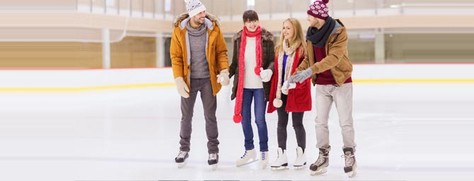 Things to Do in San Francisco - Holiday Ice Rink at Embarcadero Center