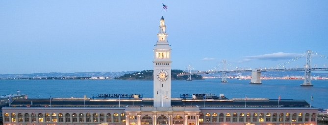 Things to Do in San Francisco - San Francisco Ferry Building