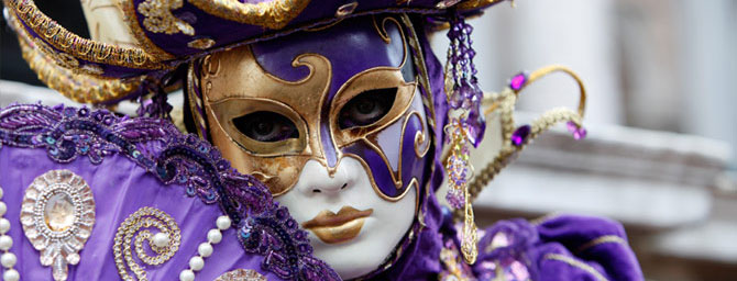 Mardi Gras Celebration in San Francisco
