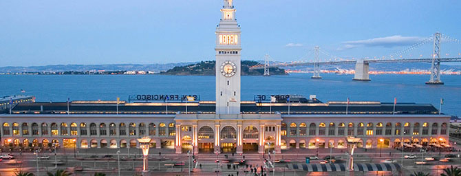 San Francisco Ferry Building Restaurants