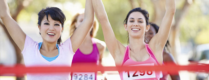 Women Off to the Races in Fight Against Cancer
