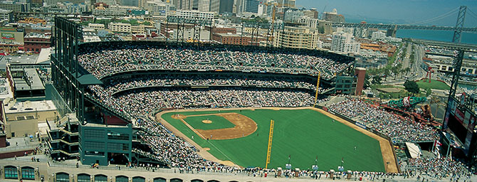 San Francisco Giants Special Events