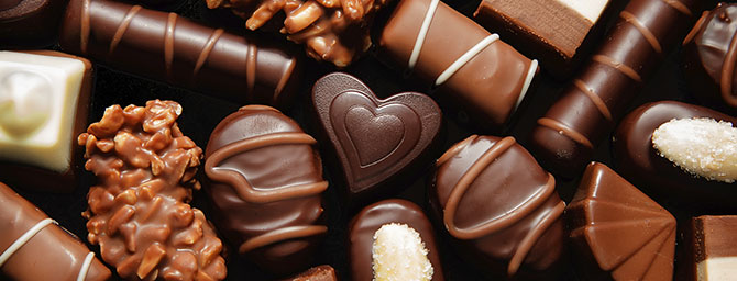 San Francisco Events - SF International Chocolate Salon