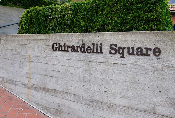 Ghirardelli Square in California