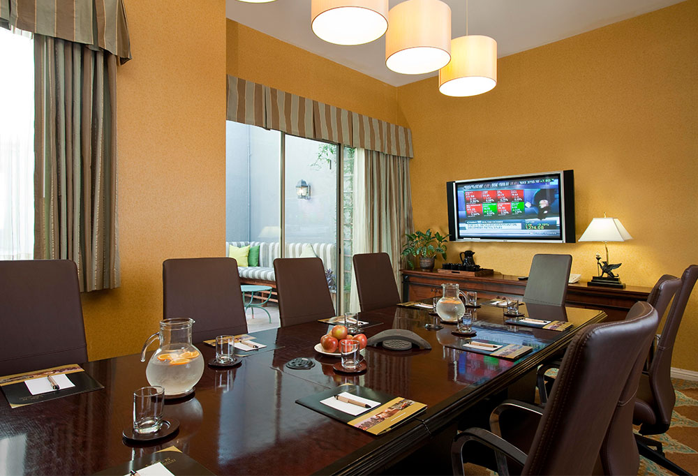 Meetings Room of Hotel Griffon - A Greystone Hotel, San Francisco