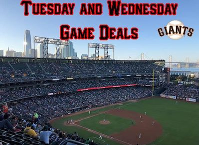 Tuesday and Wednesday Game deals