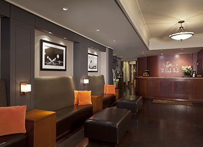 ADA Accessible Rooms in Hotel Griffon, San Francisco