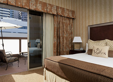 Hotel Griffon, San Francisco offering Executive Suites